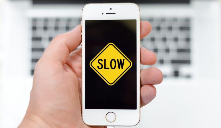 Αργό iphone
