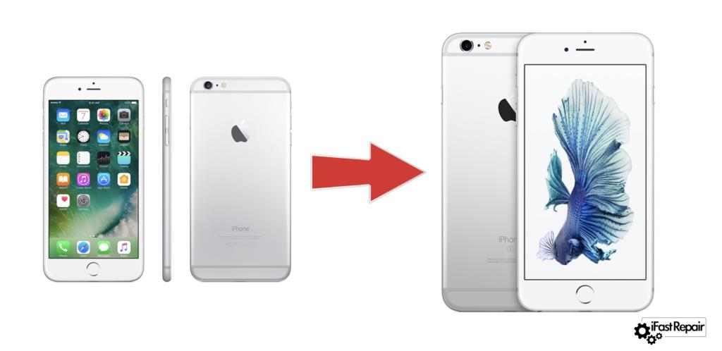 Αντικατάσταση iPhone 6 Plus