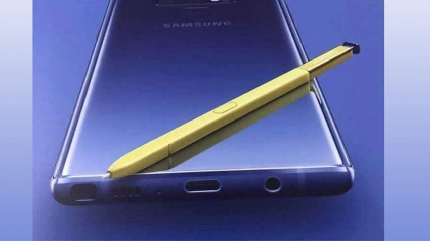 Εικόνα Του Galaxy Note 9