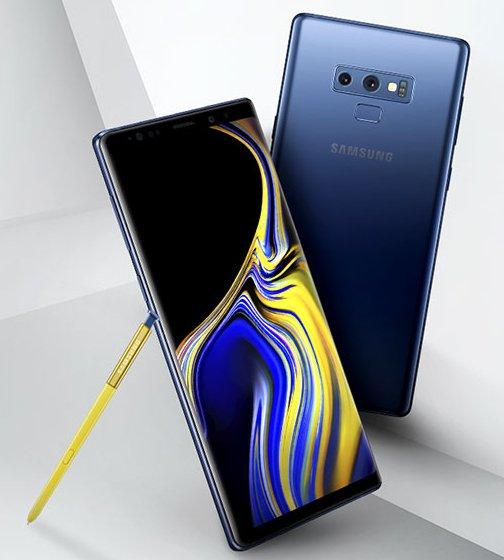 Τιμή Του Samsung Galaxy Note 9