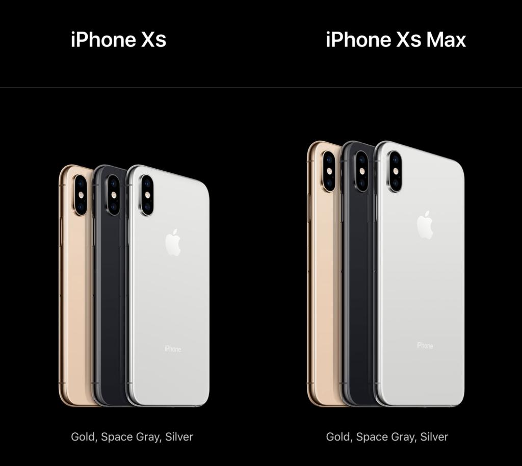 iPhone XS Και iPhone XR