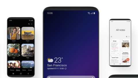 Android Pie σε Galaxy S9