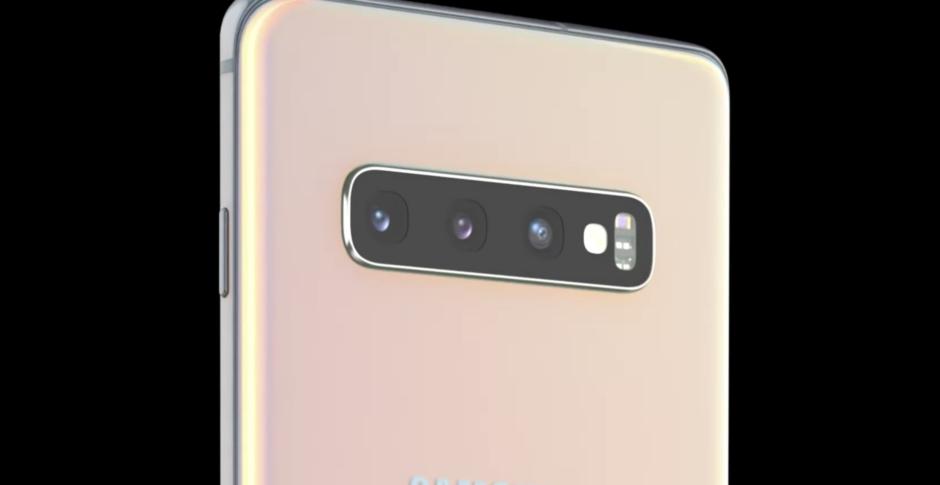 galaxy s10 selfie