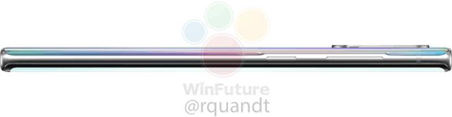 Samsung Galaxy Note 10: Διαρροή των πρώτων επίσημων εικόνων!