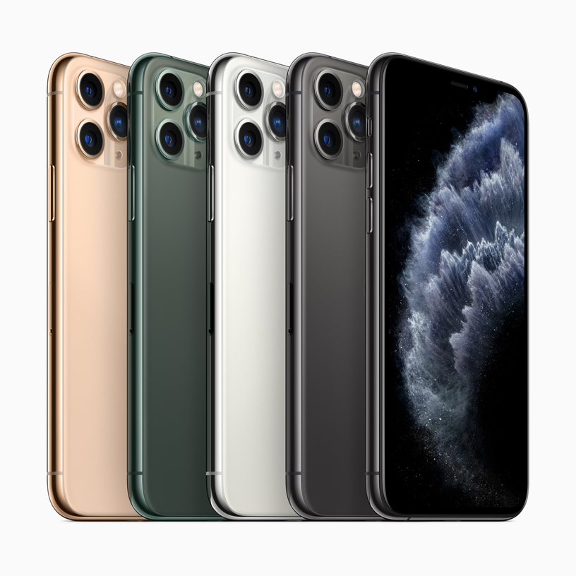iPhone 11 Pro & iPhone 11 Pro Max: Αυτές Είναι οι Νέες Ναυαρχίδες!