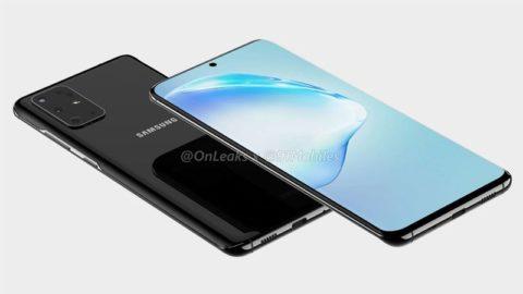Είναι αυτό το νέο το Samsung Galaxy S11;