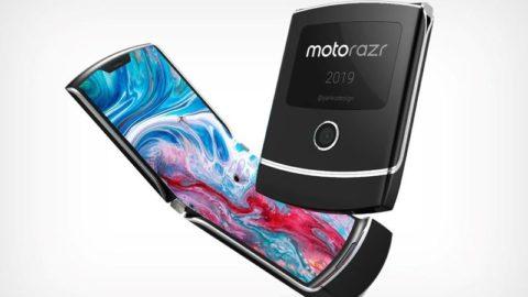 Το θρυλικό Motorola Razr επιστρέφει με αναδιπλούμενη οθόνη!