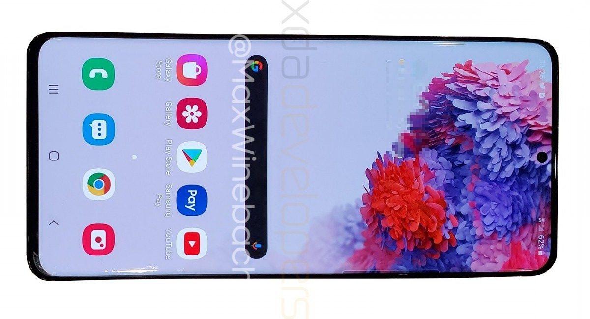 Samsung Galaxy S20+: Διέρρευσαν οι πρώτες φωτογραφίες!