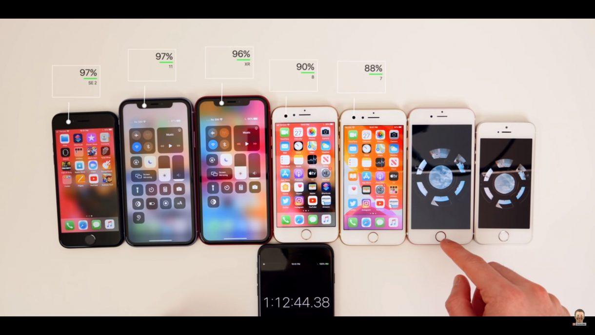 iPhone SE: Πόσο Διαρκεί η Μπαταρία;