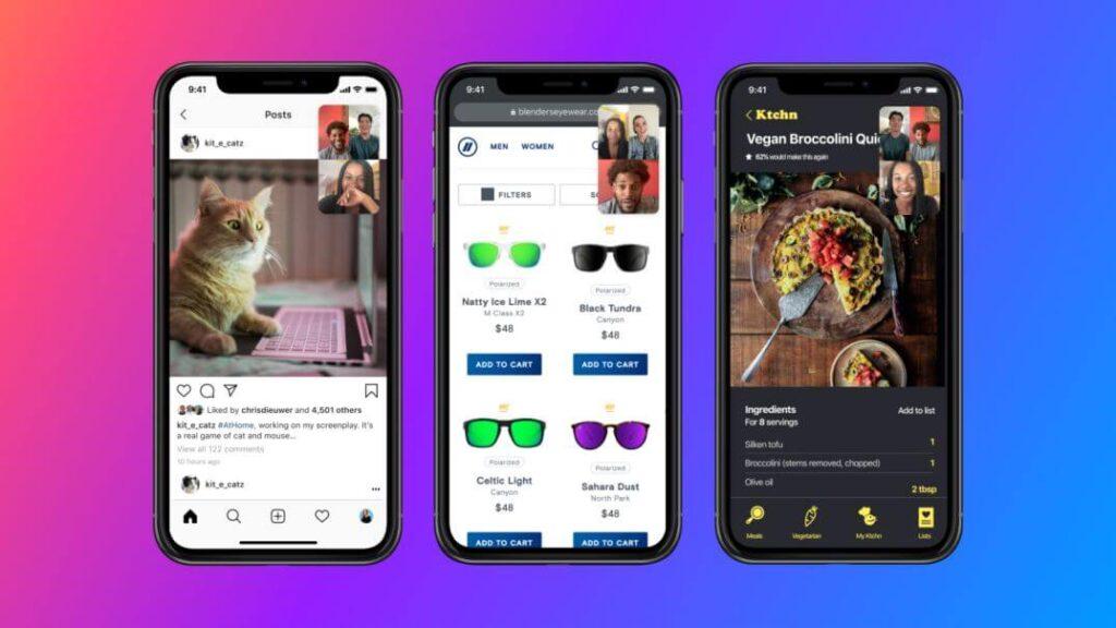 Facebook Messenger: Διαθέσιμο το Screen Sharing στα Κινητά
