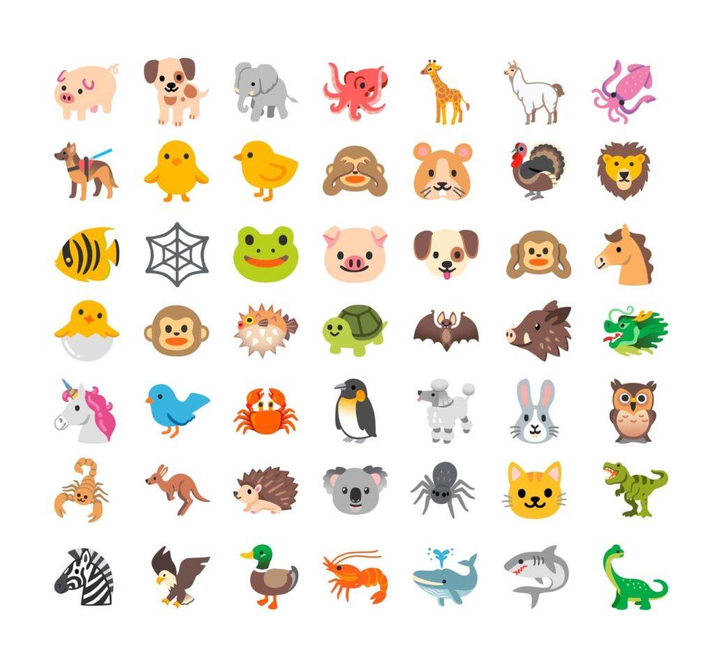 Νέα Emojis Διαθέσιμα με τα iOS14 και Android 11!