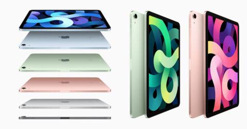 Αυτό Είναι το Νέο iPad Air 2020