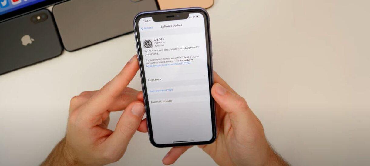 iOS 14.1: Μόλις Κυκλοφορήσε με Πολλές Διορθώσεις! (ΒΙΝΤΕΟ)