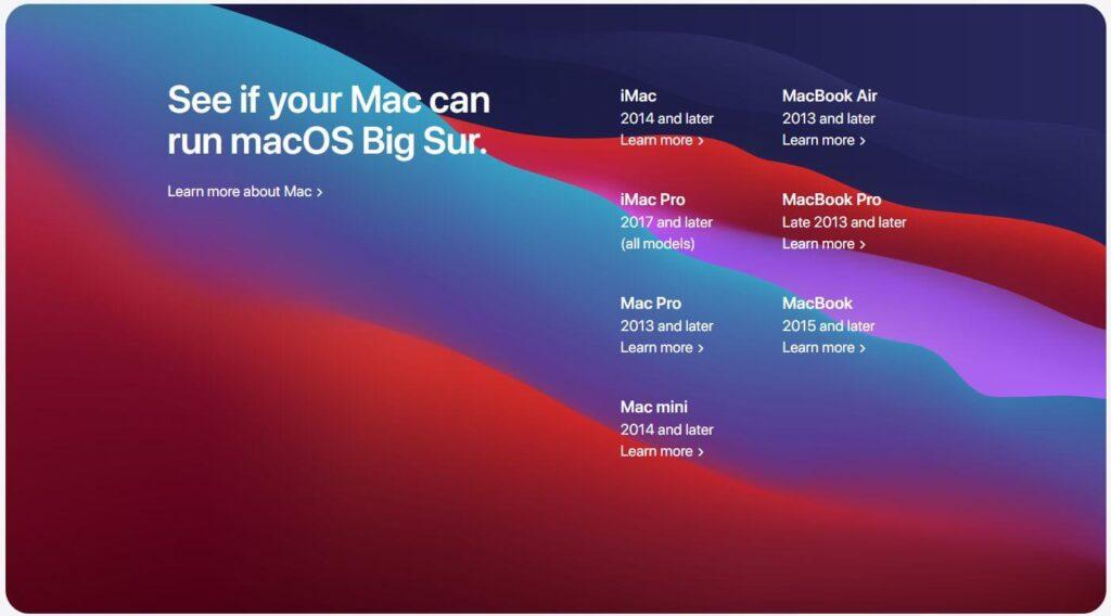 Τώρα ξέρουμε πότε κυκλοφορεί το macOS Big Sur