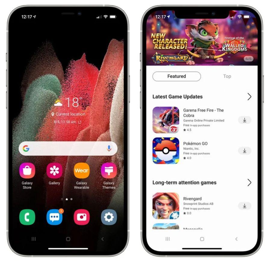 Τώρα Μπορείς να Κάνεις το iPhone σου... Android power by Samsung! (ΒΙΝΤΕΟ)